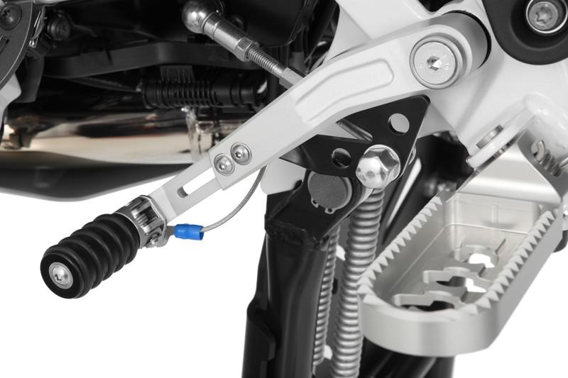 Wunderlich Adjustable gear shift lever »CLEVER LEVER«