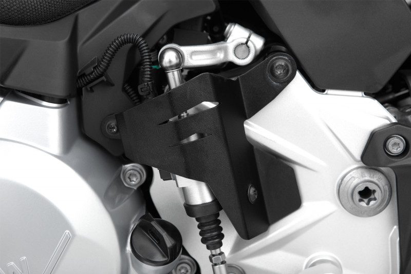 Wunderlich protection for the quickshifter