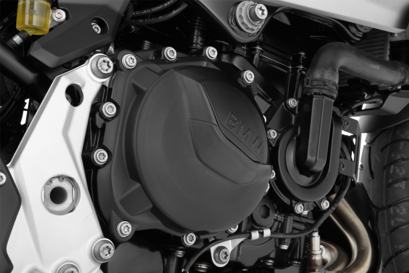 Wunderlich Engine protection cover set for clutch and alternator cover