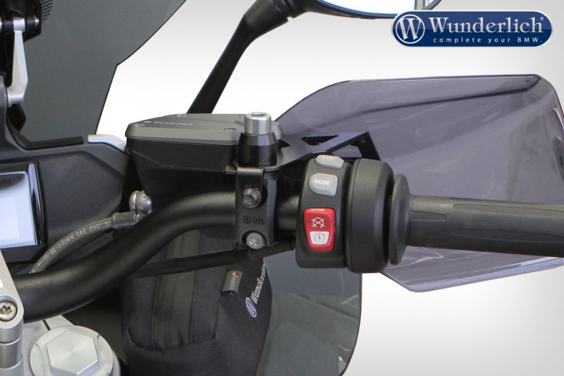 Wunderlich Hand guards mounting kit