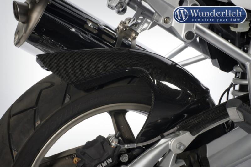Rear wheel hugger (without ESA)