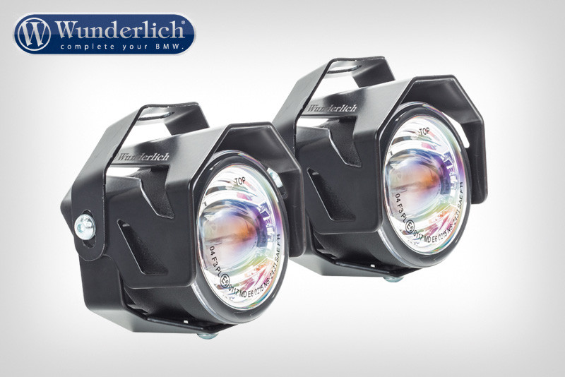 Wunderlich LED additional headlight »ATON« for vehicle install