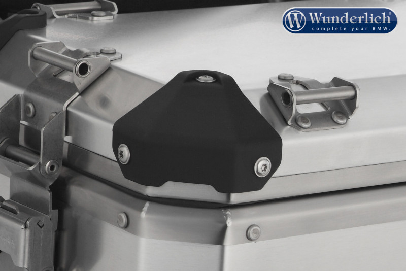 Wunderlich corner protection for case and top case cover »EXTREME« 2 p