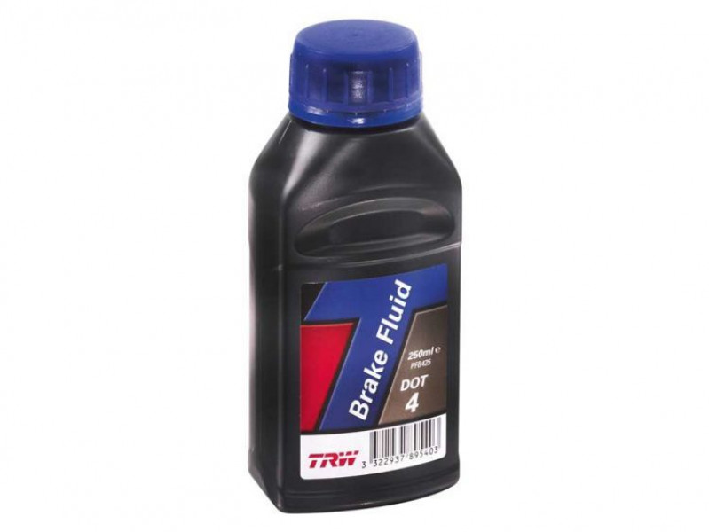 TRW Lucas brake fluid  DOT4