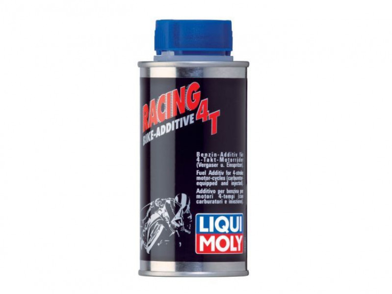 LIQUI MOLY racing T 4 bike additive 125 ml