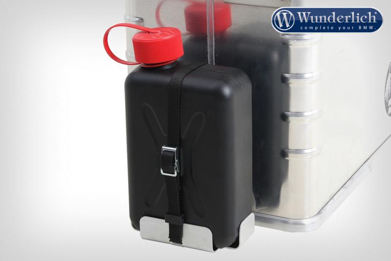 Hepco&Becker Reserve canister incl. holder for aluminium case