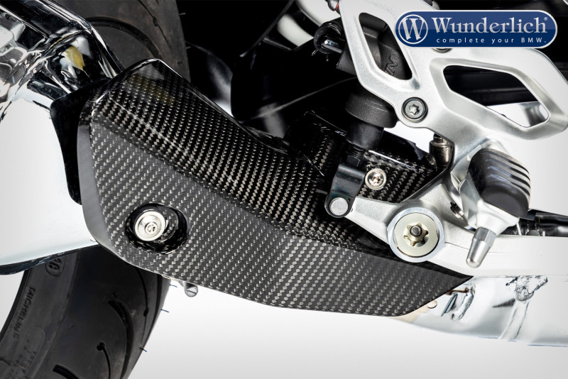 Ilmberger Exhaust heat guard R 1250 R