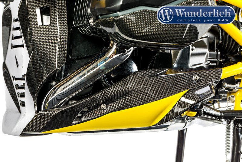 Engine spoiler R 1200 R / RS LC