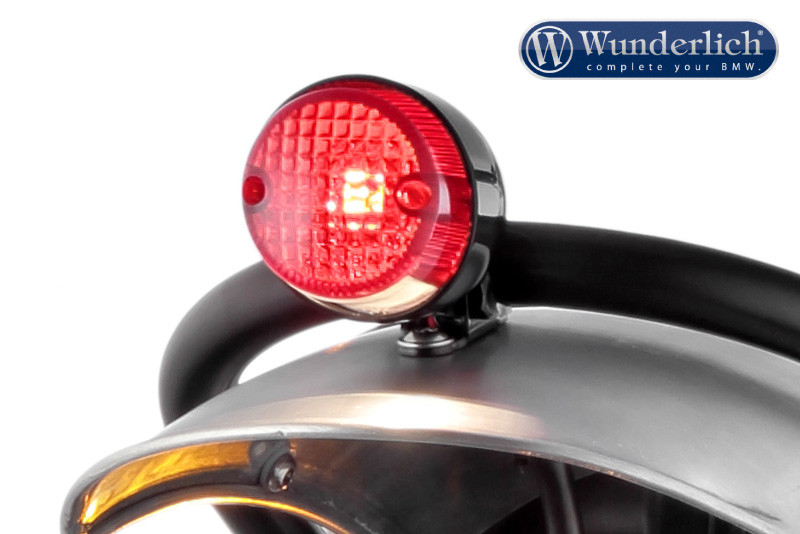 Mini-Rear Light »TEXAS« black