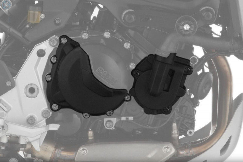Wunderlich protective cover set for clutch, alternator and water pump