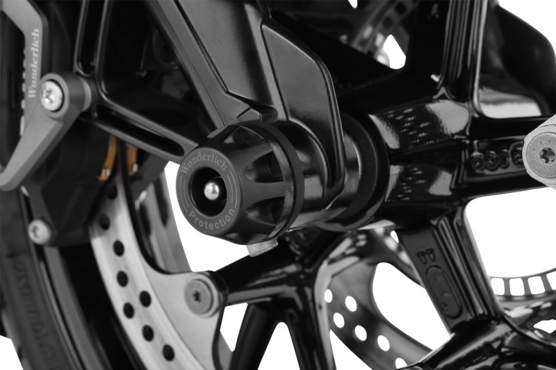 """Wunderlich """"DOUBLESHOCK"""" axle protection pads"""