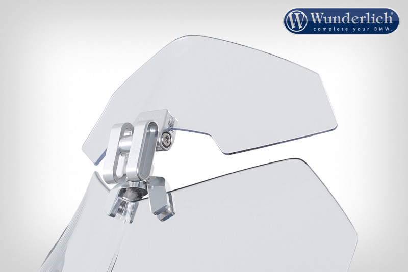 Wunderlich windshield extension »VARIO-ERGO 3D«