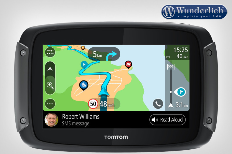 "TomTom Rider 550 World ""PREMIUM"" navigation device"