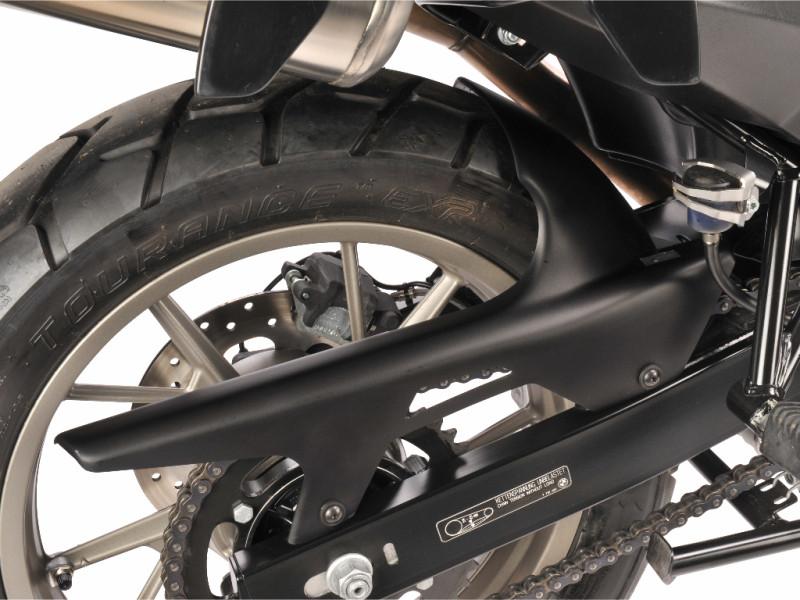 Rear Wheel Cover light
