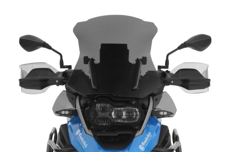Wunderlich windshield »MARATHON« with windshield reinforcement