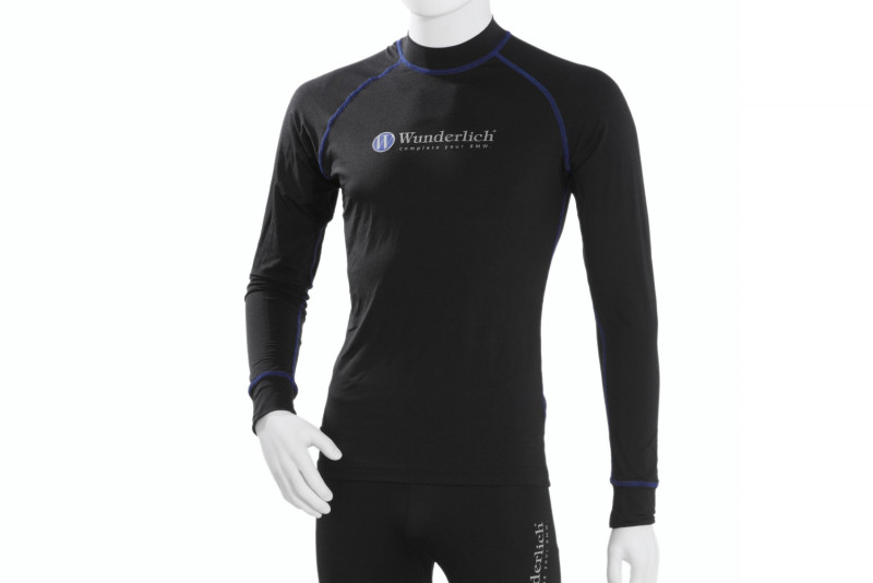 Wunderlich functional Shirt Pad Breeze - long sleeve