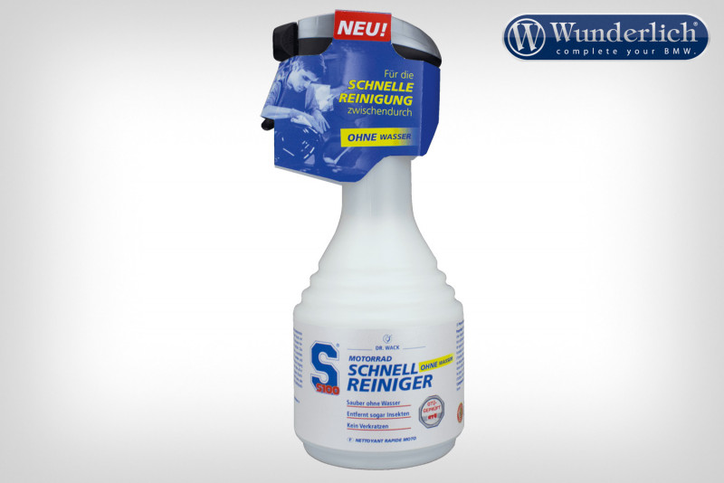S100 Motorcycle Rapid Cleaner