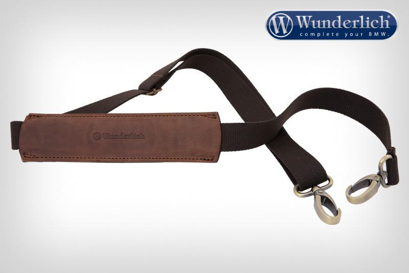 Wunderlich shoulder strap for RnineT »MAMMUT« side bag carrying strap