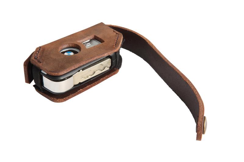 Wunderlich key pouch leather