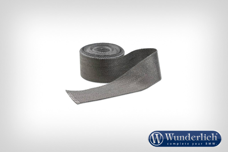 Heat protection exhaust Tape graphite