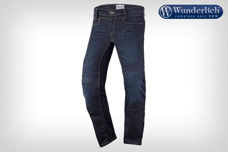 SCOTT »DENIM« ladies' stretch motorcycle jeans