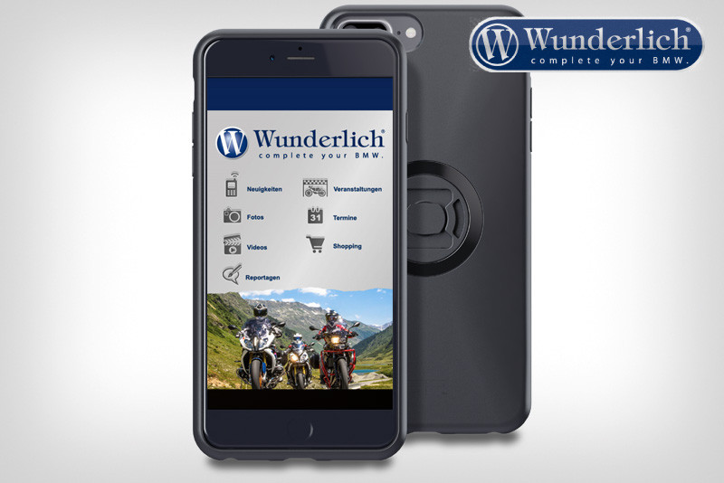 """Protective case """"twist to lock"""" SP-Connect Case"""