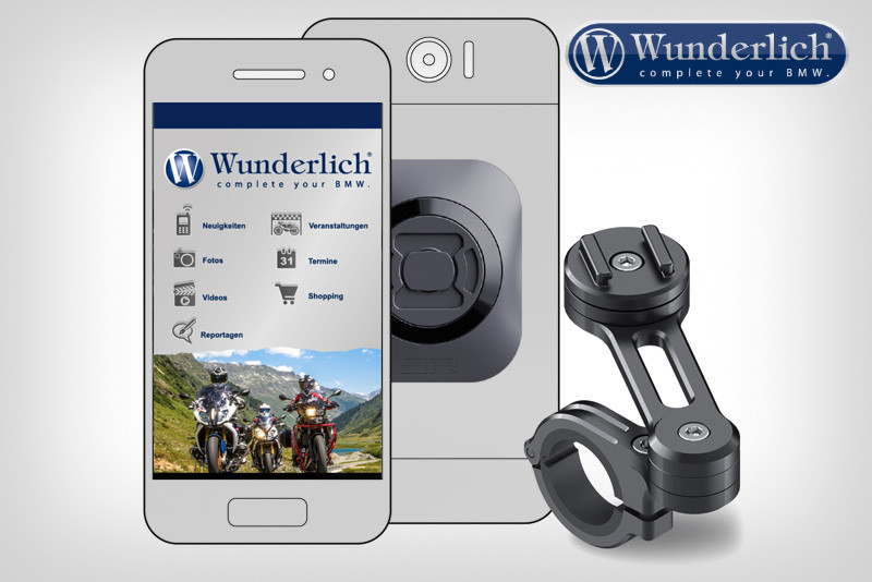 SP-Connect smartphone holder Moto Bundle