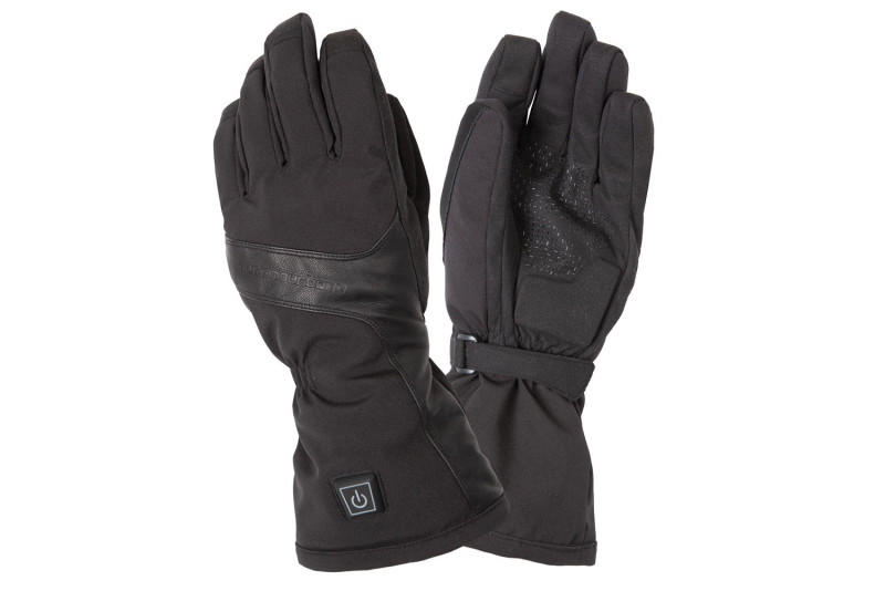 Heated motorcycle gloves Tucano Urbano »HANDWARM«