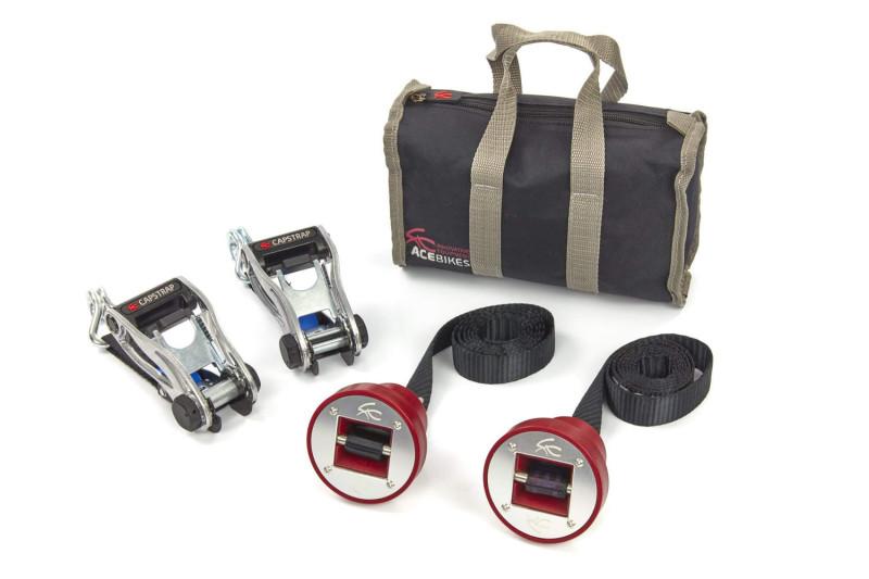 Acebikes »CapStrap« lashing system for hub