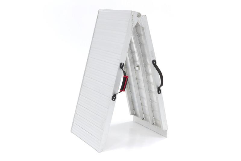 Acebikes »Heavy Duty« extra-wide foldable ramp