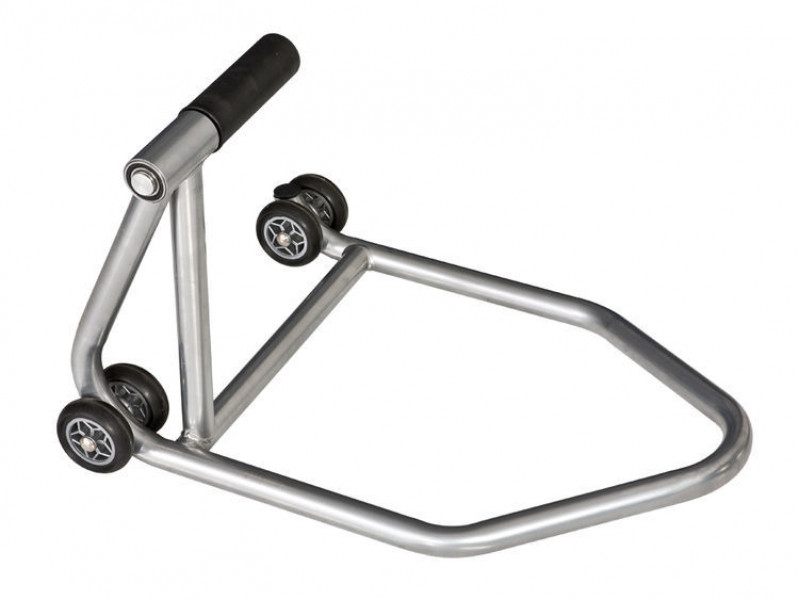 Rear lifter race paddock stand