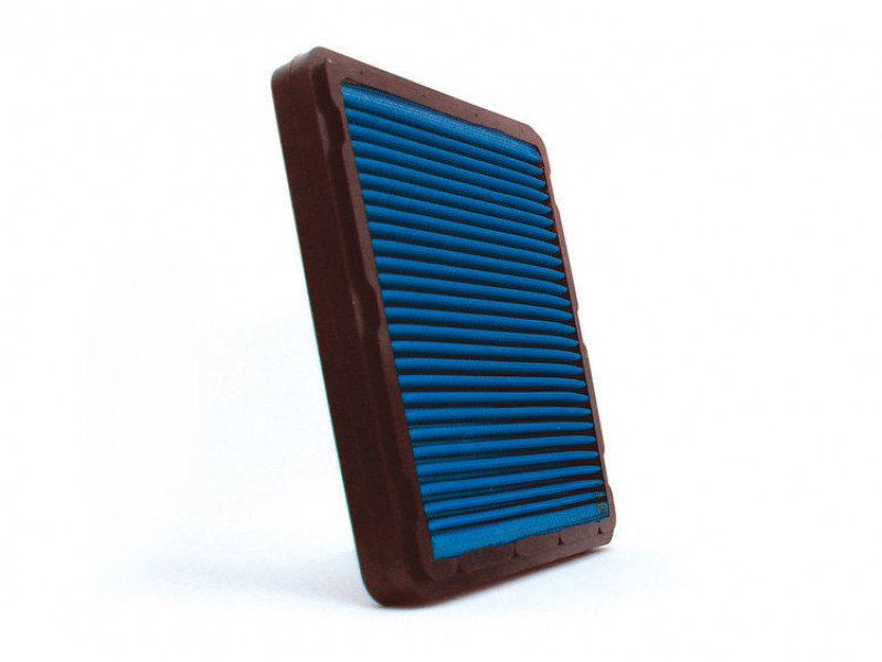Blue Long-term Airfilter for square filter