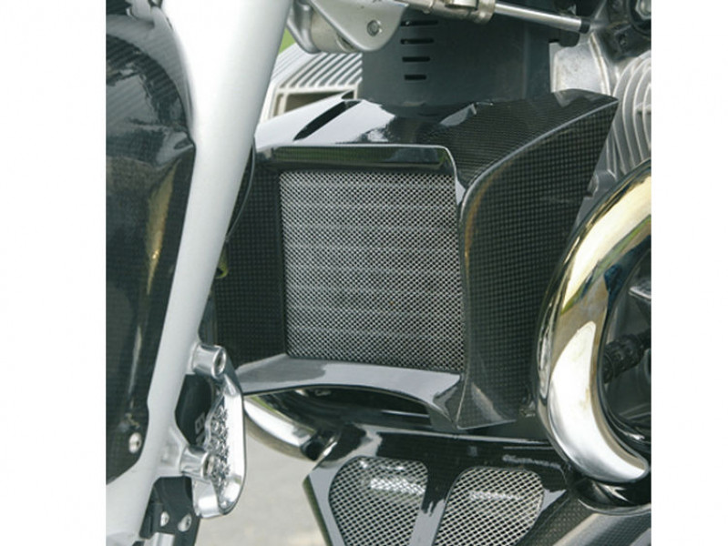 Ilmberger Oil cooler cover
