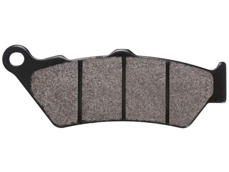 TRW Lucas RAC disc brake pad Sintered metal