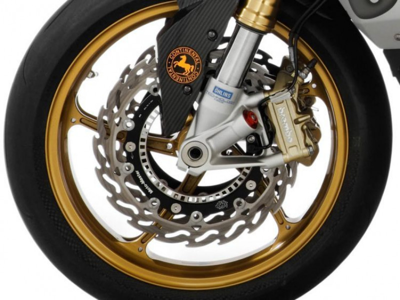 Moto Master brake disc front | left