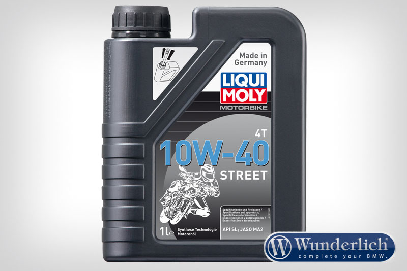 liqui moly engine oil street 4t 10w 40 1 litre. Black Bedroom Furniture Sets. Home Design Ideas