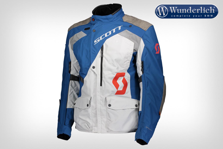 Scott Dualraid Dryo Men S Motorcycle Jacket