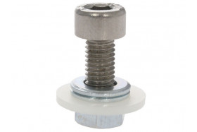 Matching seal including nut and bolt
