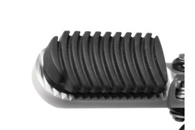 Foot peg rubber for lowering ERGO Comfort not for original footrest