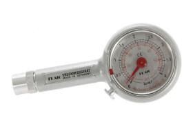 Flaig pressure gauge