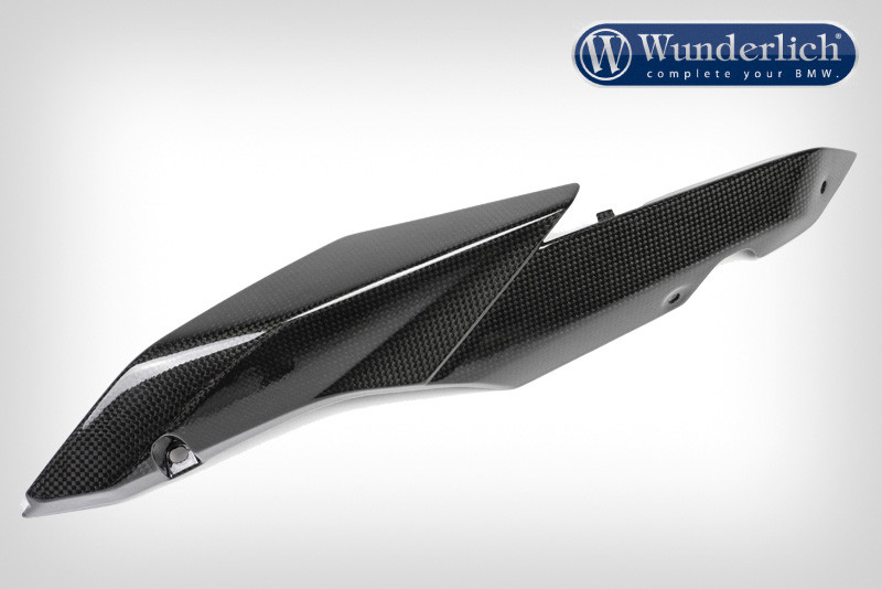 Side cover on seat R 1200 R / RS LC