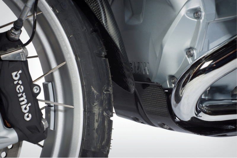 Front wheel fender 17 Zoll
