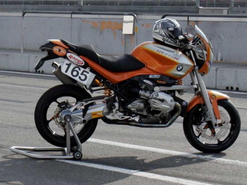 RACE-PaddockStand rear lifter