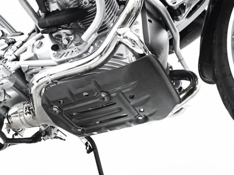 Carbon fibre engine guard LITE