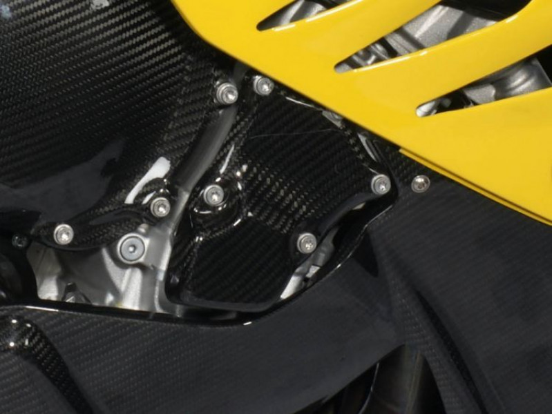 Ignition rotor cover