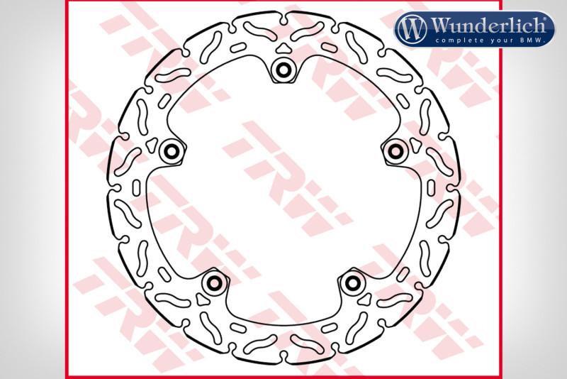 Disque de frein TRW RAC Design