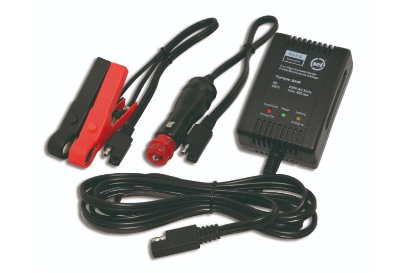 BAAS Chargeur de batterie BA 80