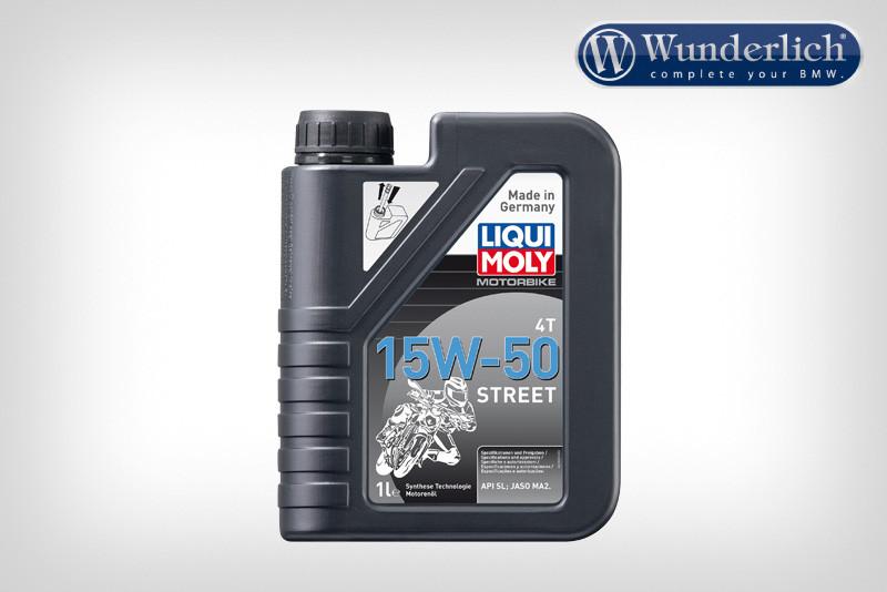 Huile de moteur LIQUI MOLY 4T 15 W-50 Street