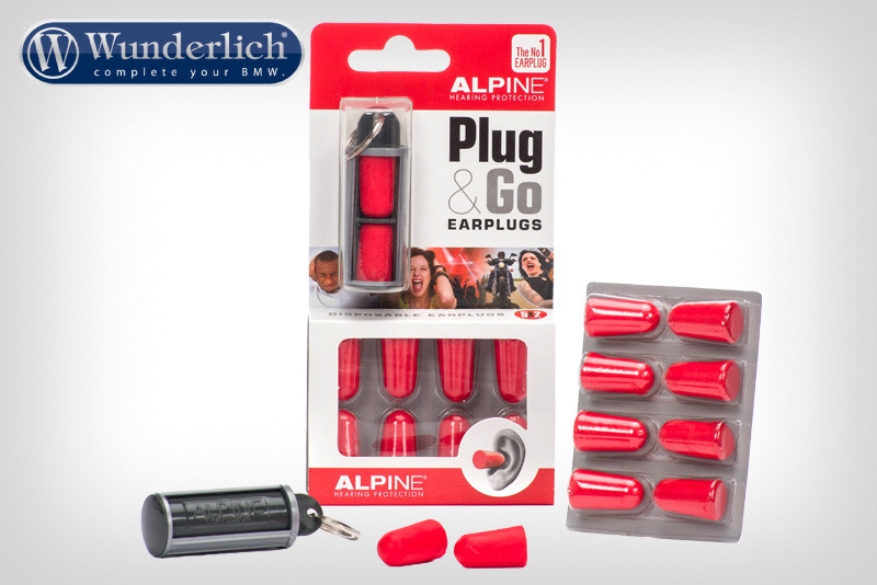 Protections auditives Alpine Plug & Go