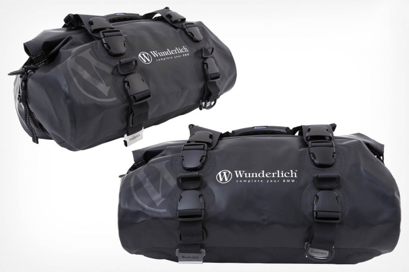 Wunderlich Rack Pack WP40 (fixation rapide incluse)